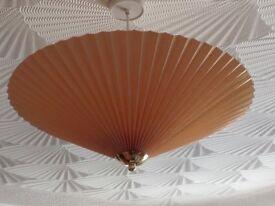 Uplighter lamp shades