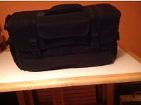 Large camera bag.
