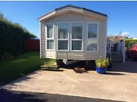 Static caravan for sale. Willerby Winchester caravan 2005