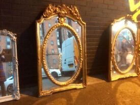 Beautiful French style mirror