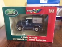 Britain - Land Rover Defender - new boxed 1:32