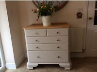 Stunning Solid Pine Ducal Chest of Drawers