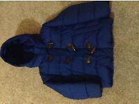 Boys Benetton padded coat