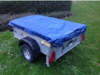 Ifor Williams p5e trailer