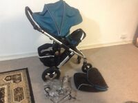 Baby stroller very good condition