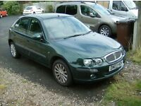 Rover 25 Hatchback Manual
