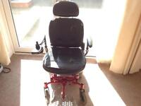SHOPRIDER POWER WHEELCHAIR.