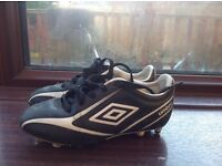 Umbro football boots size 13 kids