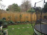 Fencing, decking shed specialist