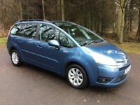 Stunning 2010 Citroen C4 Grand PicassoVTR+ HDi, MOT Oct-18, DIESEL, 7 seater. Part Exchange Possible