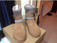 Genuine UGG Boots size 7 - New with box