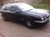FULLY LOADED JAGUAR X-TYPE AWD GOING CHEAP