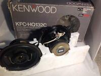 Kenwood vintage car speakers KFC - HQ132C