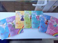Rainbow Magic books 50-56