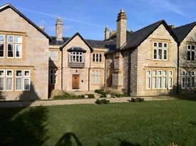 Kenegie Manor, Beautiful Holiday Apartment in Grade II Manor House with pool in Cornwall - Reduced