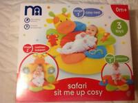 Mothercare Baby sit me up cosy