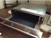 Professional integrated electric warming/proving drawer 60cm wide