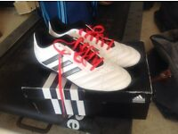 Adidas Football Trainers Size 10