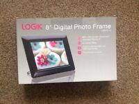 """'Logik' 8"""" Digital Photo Frame"""
