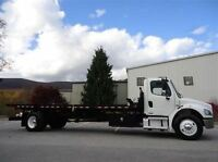 2007 Freightliner M2 112 ROLL BACK -