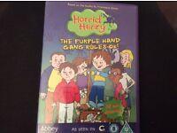 Horrid Henry...the purple hand gang rules ok!