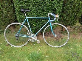 Vintage 1978 Mercier Racing Bike £185