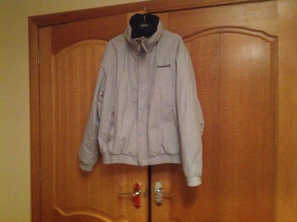 Timberland weathergear men's jacket Size large