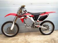Honda CRF250R Rolling Chassis 2004 CRF 250 R