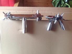Bath Taps and matching Wash Basin Taps