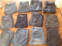 Mens Jeans (34R)