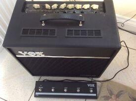 VOX VT 80+ modelling amp