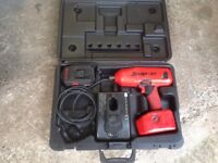 Snap on impact driver drill