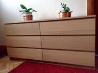 Double chest of drawers Ikea