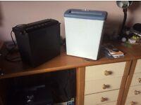Shredders home office size