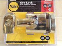 Yale maximum security deadlock