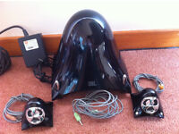JBL Creature 2.1 Speakers