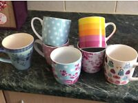 Selection of lovely mugs