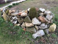 30+ assorted stones various types