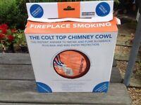 Colt chimney cowl