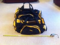 Two Jeep Holdalls