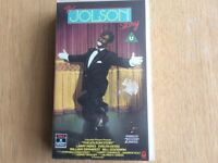VHS The Jolson Story starring Larry Parks