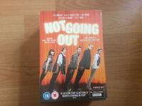Not Going Out DVD boxset