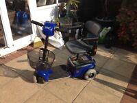 Shoprider Wispa electric mobility scooter