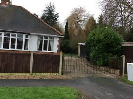 Bungalow to rent in Ockbrook £595 per Calendar month
