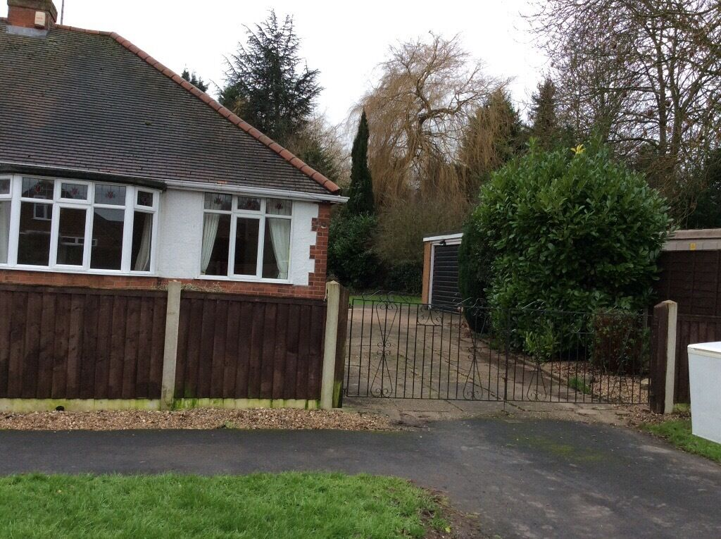Bungalow to rent in Ockbrook £595 per Calendar month