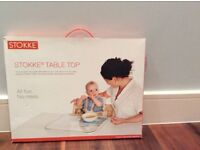 Stokke table tray