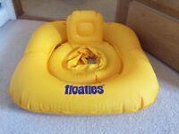 Floaties children's swimming seat