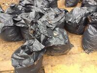 Free soil bagged