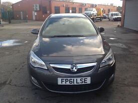 2011 Vauxhall Astra 1.3 Diesel Good Condition with 1 Owner and mot( But Noisy engine )