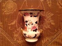 Masons ironstone manderlay vase